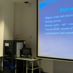 Presentation in International Symposium on Green and Sustainable Technology